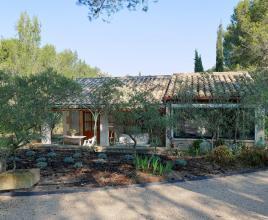 Holiday house in Saint-Rémy-de-Provence, in Provence-Côte d'Azur