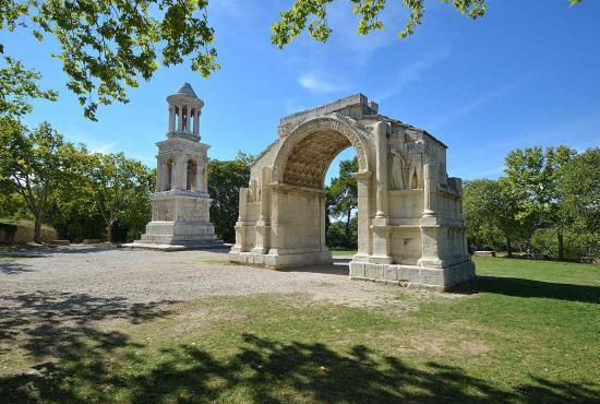 Vakantiehuis in Saint-Rémy-de-Provence, Provence-Côte d'Azur - St.Rémy - Les Antiques