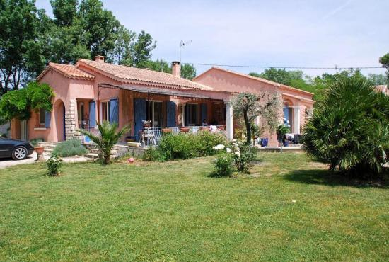 Holiday house in Eyguières, Provence-Côte d'Azur -
