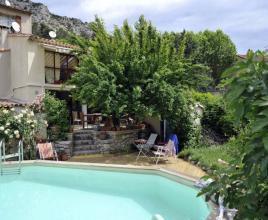 Vakantiehuis in Vauvenargues met zwembad, in Provence-Côte d'Azur.