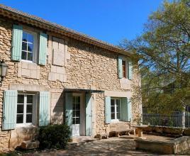 Casa vacanze in Saint-Rémy-de-Provence, in Provence-Côte d'Azur.