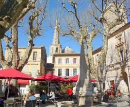 Ferienhaus in Saint-Rémy-de-Provence, in Provence-Côte d'Azur.
