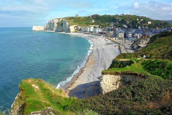 Holiday house in Ablon, Normandy - Etretat