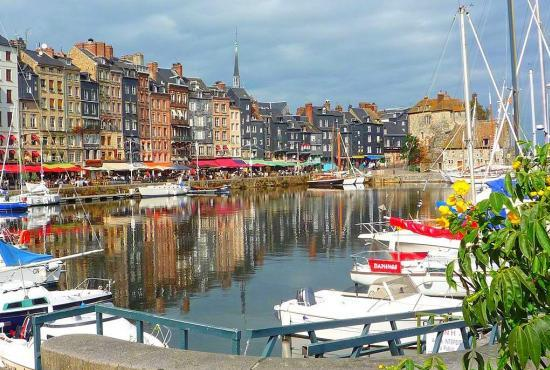 Holiday house in Ablon, Normandy - Honfleur