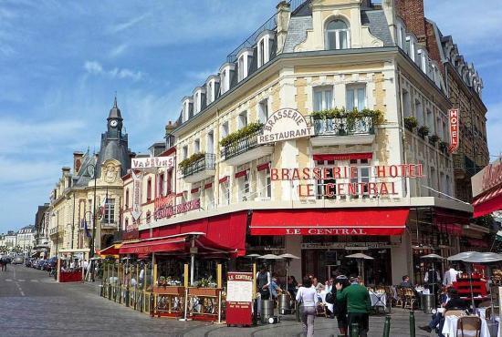 Holiday house in Ablon, Normandy - Trouville