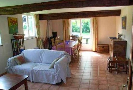 Holiday house in Ablon, Normandy -