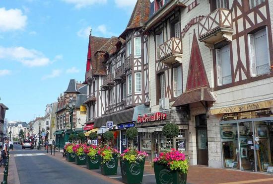 Location de vacances en Pennedepie, Normandie - Cabourg