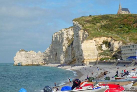 Location de vacances en Pennedepie, Normandie - Etretat