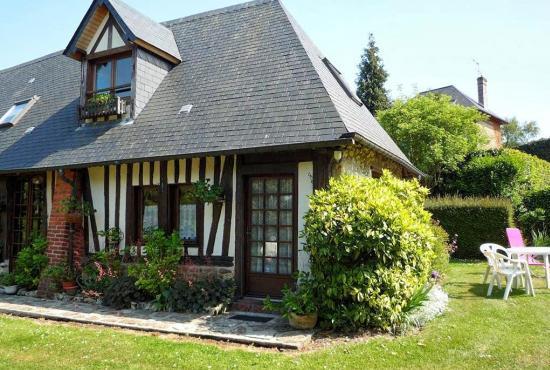 Location de vacances en Pennedepie, Normandie -