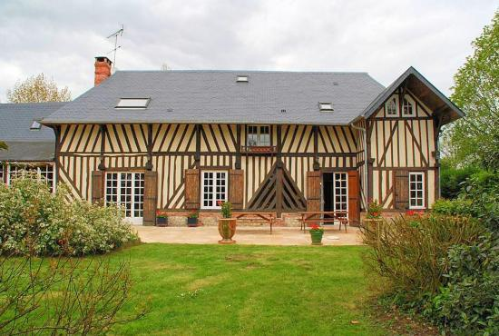 Holiday house in Saint-André-d'Hébertot, Normandy -