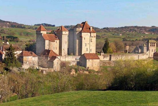 Location de vacances en Collonges-la-Rouge, Dordogne-Limousin - Curemonte