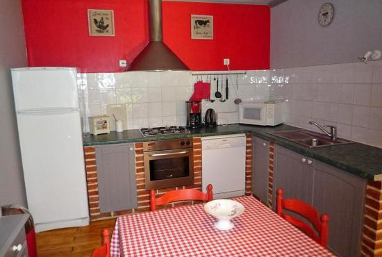 Holiday house in Collonges-la-Rouge, Dordogne-Limousin -