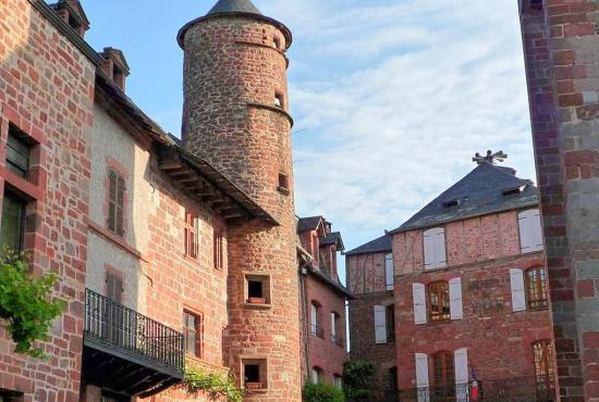 Ferienhaus in  Collonges-la-Rouge, Dordogne-Limousin - Meyssac