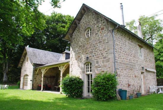 Vakantiehuis in Chaumeil, Dordogne-Limousin - Het huis