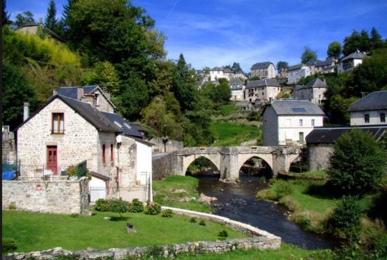 Ferienhaus in  Chaumeil, Dordogne-Limousin - Treignac