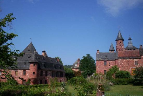Ferienhaus in  Chaumeil, Dordogne-Limousin - Collonges-la-Rouge