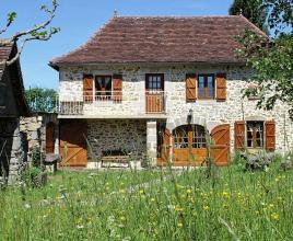 Holiday house in Puy-d'Arnac, in Dordogne-Limousin.