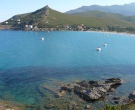 Vakantiehuis in Sisco aan zee, in Corsica.