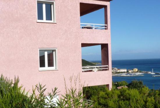 Casa vacanza in Santa-Severa, Corse -
