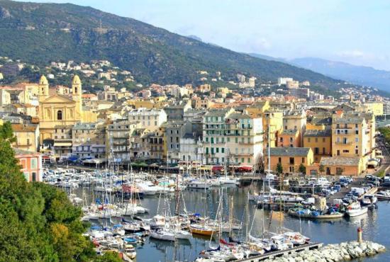 Vakantiehuis in Cervione, Corsica - Bastia