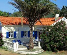 Ferienhaus in Macinaggio am Meer, in Korsika.
