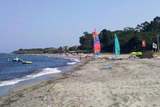Holiday house in Moriani-Plage, Corse - Prunete