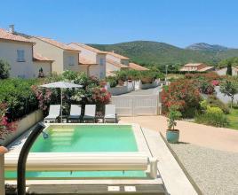 Vakantiehuis in Oletta met zwembad, in Corsica.