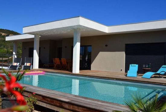 Vakantiehuis in San Ciprianu, Corsica -
