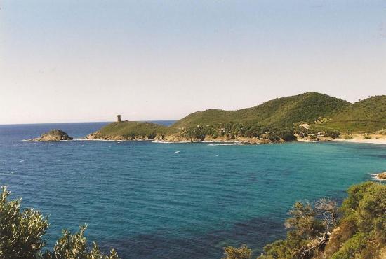 Vakantiehuis in San Ciprianu, Corsica - Porto-Vecchio - Tour Génoise