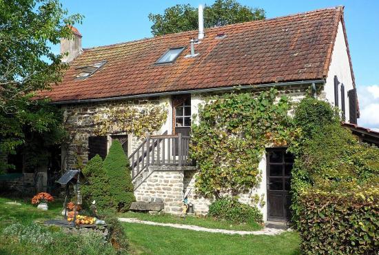 Ferienhaus in  Clomot, Burgund -