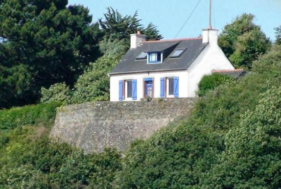 Holiday house in Lancerf, Brittany -
