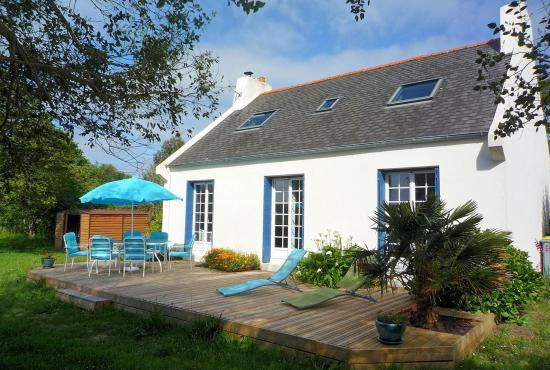 Holiday house in Pleumeur-Bodou, Brittany -