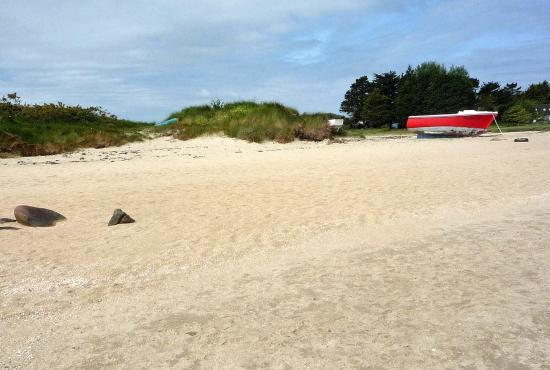 Holiday house in Pleumeur-Bodou, Brittany - Beach at 200 m