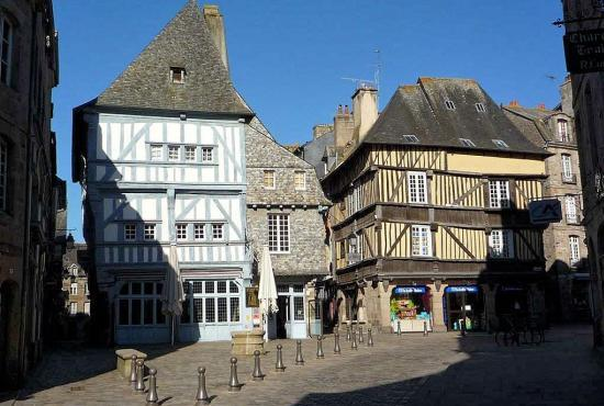 Holiday house in Saint-Lormel, Brittany - Dinan