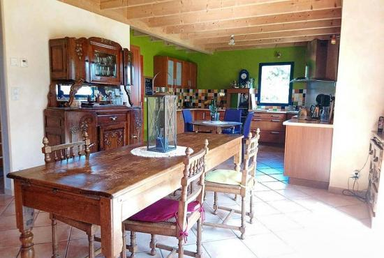 Holiday house in Saint-Lormel, Brittany -