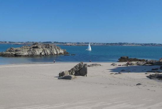 Holiday house in Saint-Lormel, Brittany - St.Cast - Plage de Pen Guen
