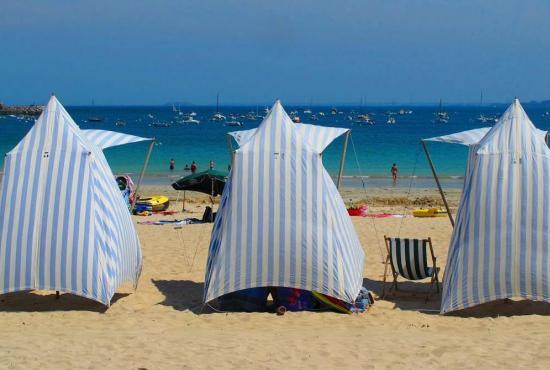 Holiday house in Saint-Lormel, Brittany - St.Cast - Grande Plage