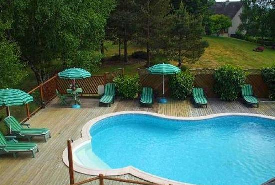 Holiday house in Naillat, Dordogne-Limousin -