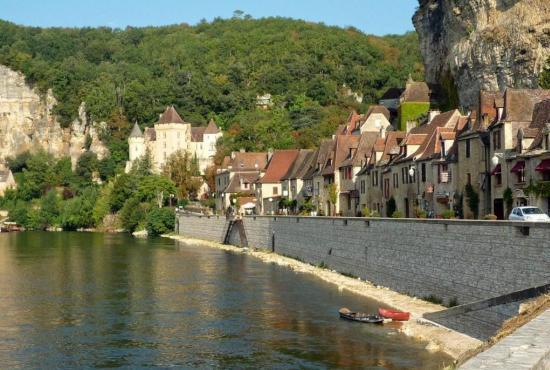 Vakantiehuis in Daglan, Dordogne-Limousin - La Roque-Gageac