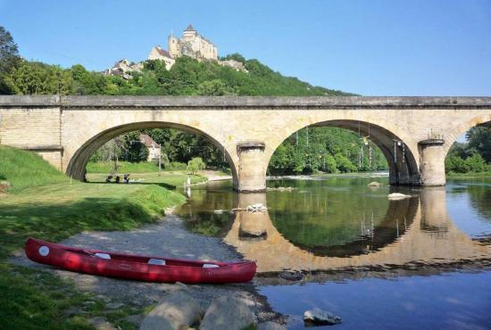 Holiday house in Cénac, Dordogne-Limousin - Castelnaud