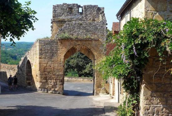 Location de vacances en Cénac, Dordogne-Limousin - Domme