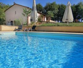 Ferienhaus in Cénac mit Pool, in Dordogne-Limousin.