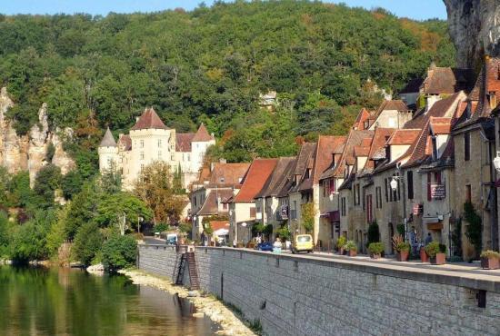 Vakantiehuis in Cénac, Dordogne-Limousin - La Roque-Gageac