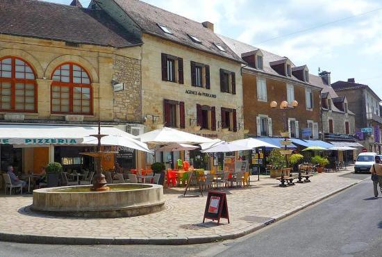 Ferienhaus in  Saint-Vincent-de-Cosse, Dordogne-Limousin - Saint-Cyprien