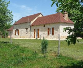Ferienhaus in Tourtoirac, in Dordogne-Limousin.