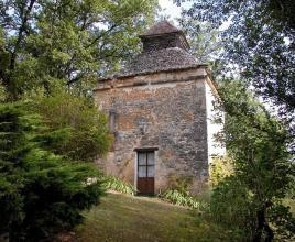 Holiday house in Daglan, in Dordogne-Limousin.