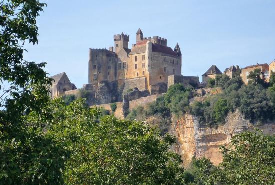 Vakantiehuis in Florimont-Gaumier, Dordogne-Limousin - Château de Beynac