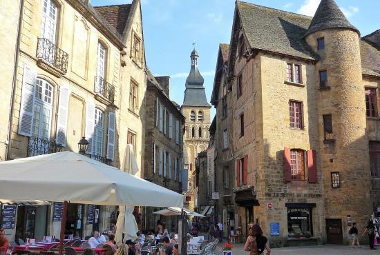 Vakantiehuis in Florimont-Gaumier, Dordogne-Limousin - Sarlat