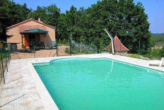 Holiday house in Campagnac-les-Quercy, Dordogne-Limousin -
