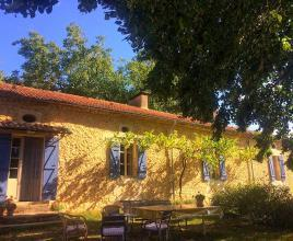 Ferienhaus in Saint-Amand-de-Vergt, in Dordogne-Limousin.